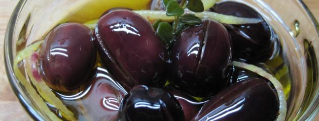 Alexandra´s Kalamata Olives